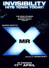 First Look At Mr. X