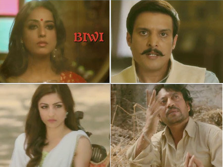 gangster biwi saheb return 2013 aur