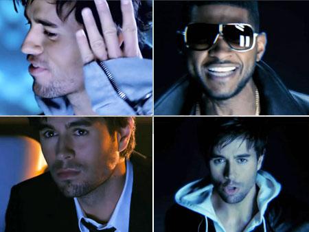 Enrique Iglesias, Usher Dirty Dancer