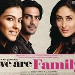 Download We Are Family HD Video Songs