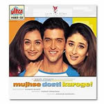 Mujhse Dosti Karoge! Mp3 Songs