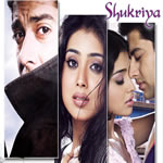 Shukriya Mp3 Songs